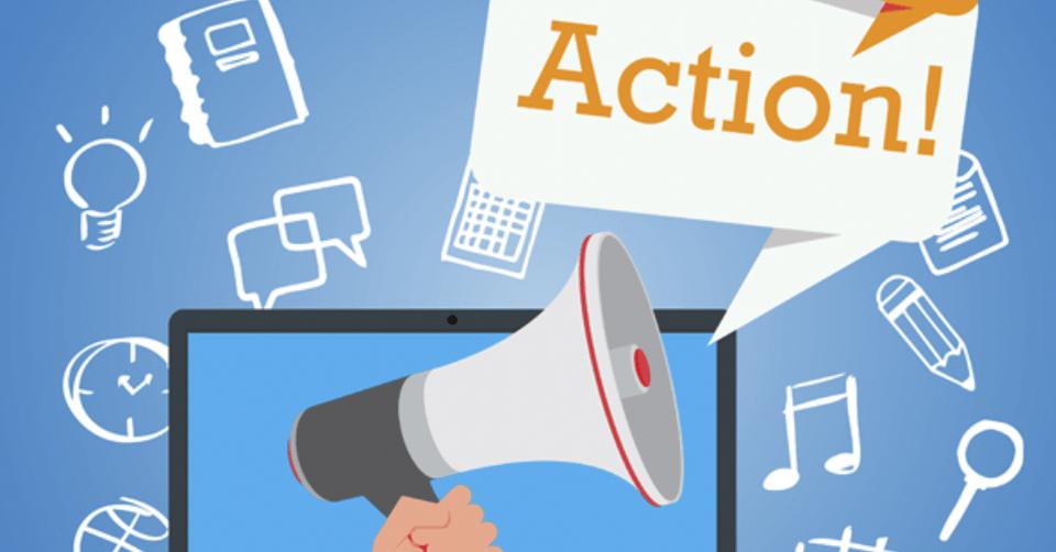 Qué es el call to action